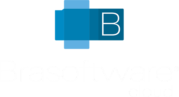 O logo da Brasoftware Cloud