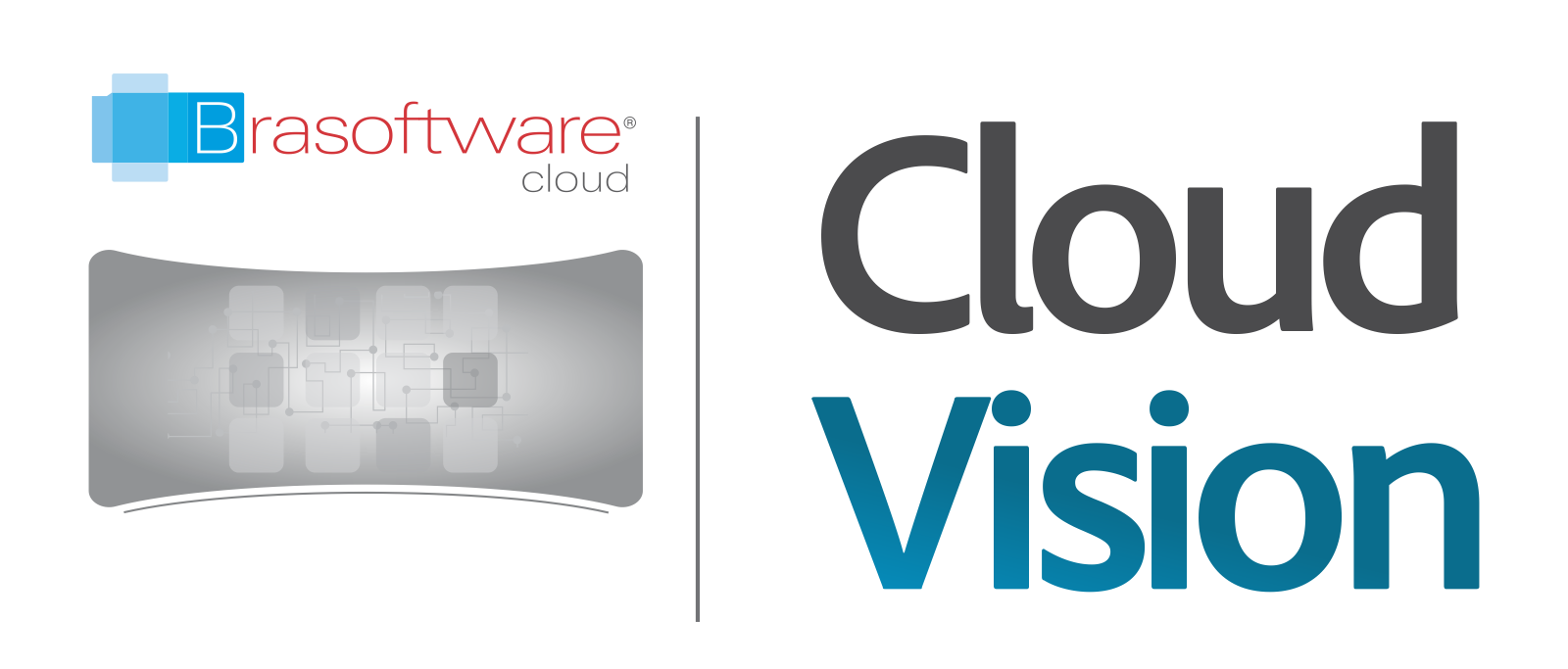 Logo Brasoftware Cloud Vision