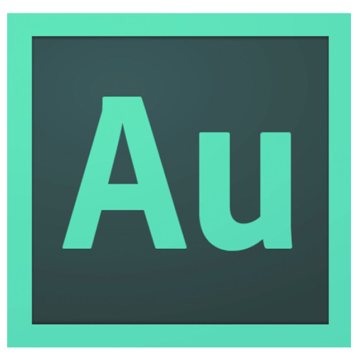 O ícone do Adobe Audition