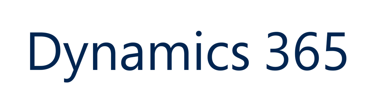 o logo do Dynamics 365