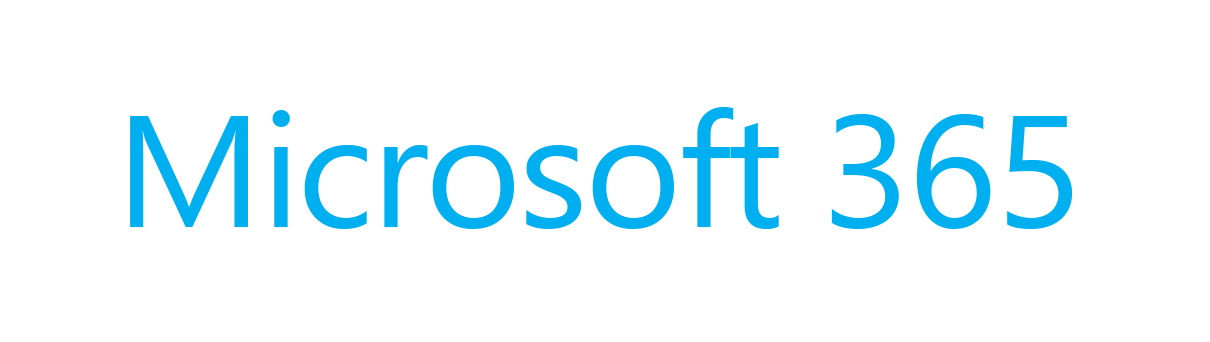 O logo do Microsoft 365